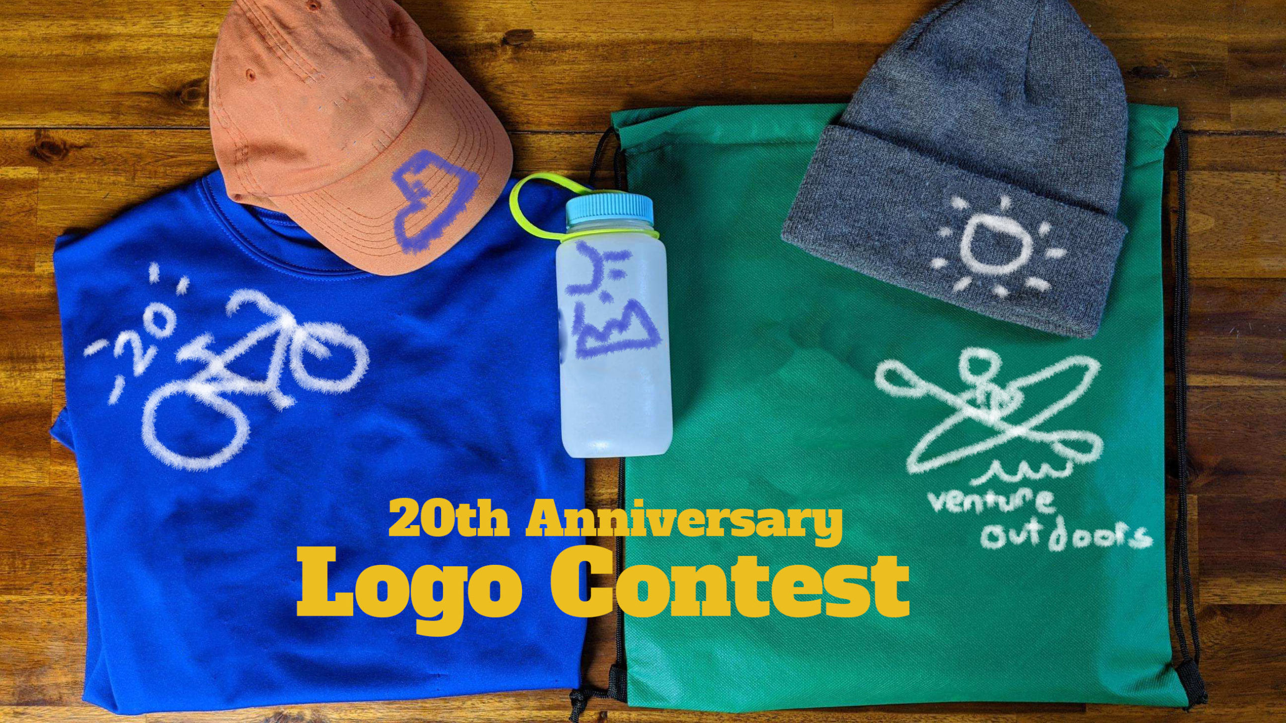 Venture Outdoors Logo Contest