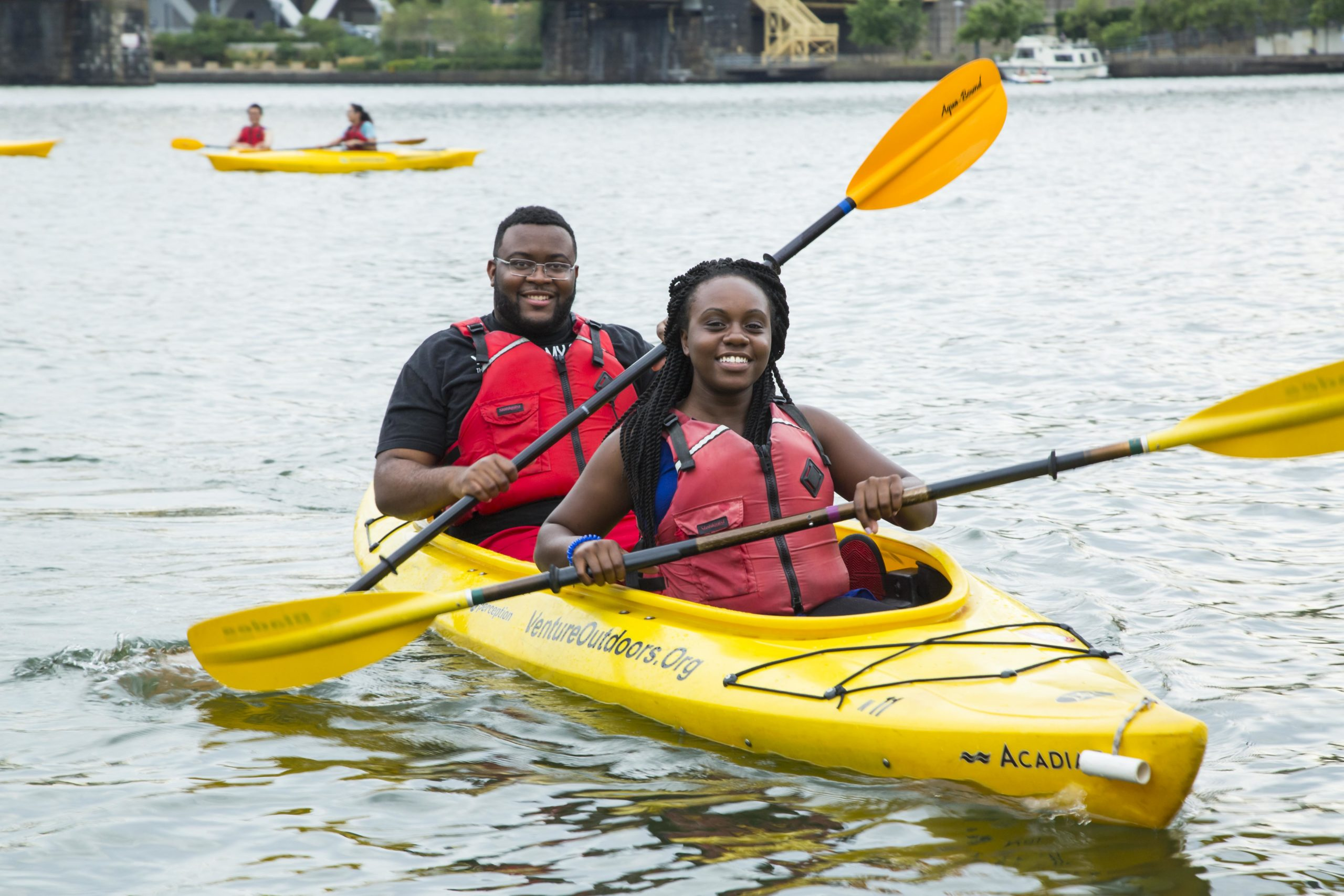 Kayak Pittsburgh - Venture Outdoors